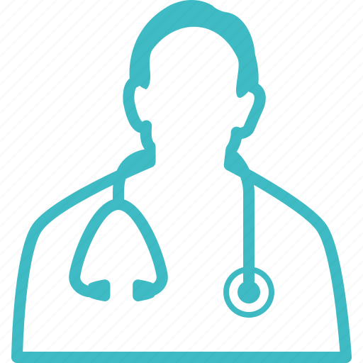 doctor, md, medical, physician, provider, stethoscope, surgeon icon