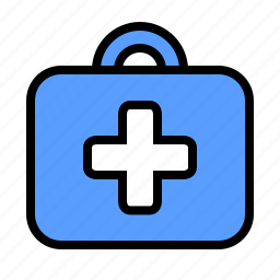 aid, emergency, first, health, kit, medical, treatment icon