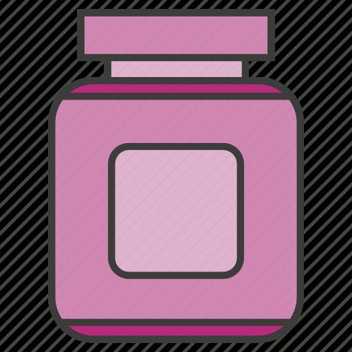 bottle, medicine icon