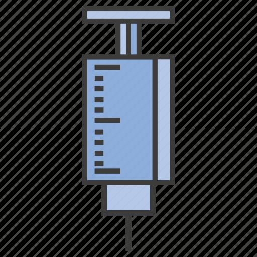 medical, medical tool, syringe icon