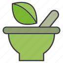 herb, leaf, medicine, pharmaceutics, pharmacy icon