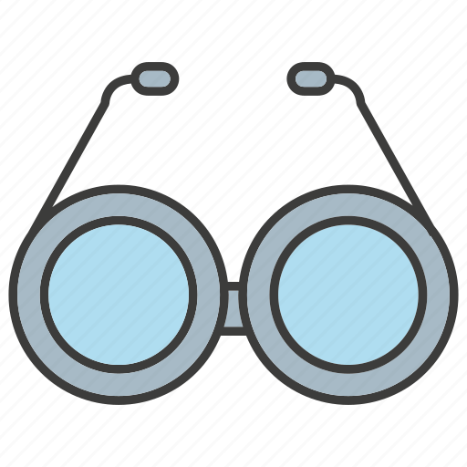 eyeglasses, glasses icon