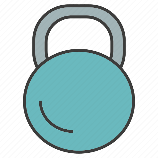 Fitness, gym, weight icon - Download on Iconfinder