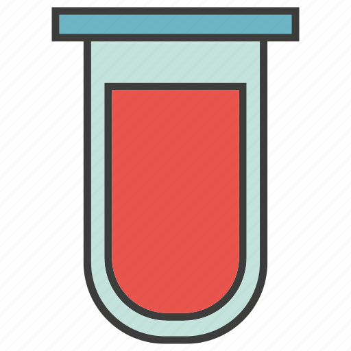 Blood, lab, tube icon - Download on Iconfinder on Iconfinder