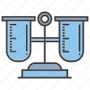 equipment, lab, medical, medicine, pharmaceutical, test, tube icon
