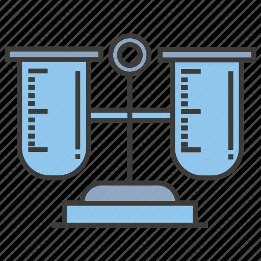 equipment, lab, medical, medicine, pharmaceutical, test, tube icon