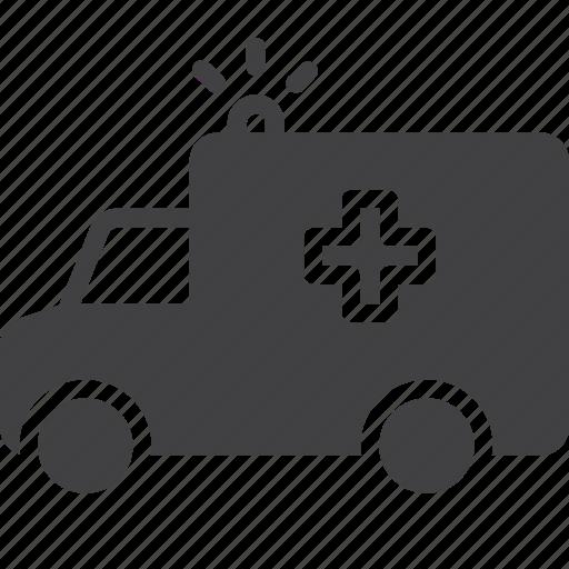 Ambulance, car, van icon - Download on Iconfinder