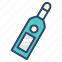 health, medical, thermometer icon