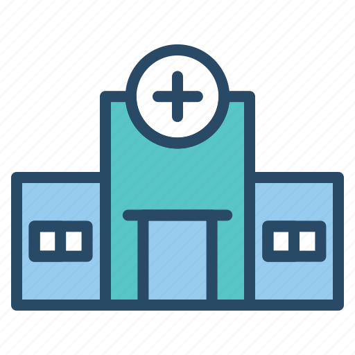 facility, healthy, hospital, medical, treatment icon