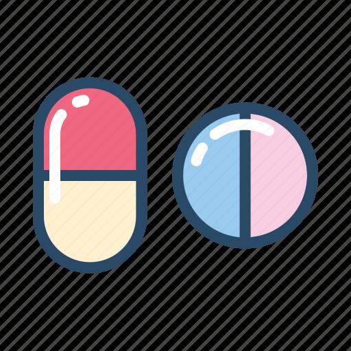 drug, medical, medicine, pills, tablet icon