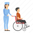 accessibility, disability, handicapped, immobility, wheelchair patient