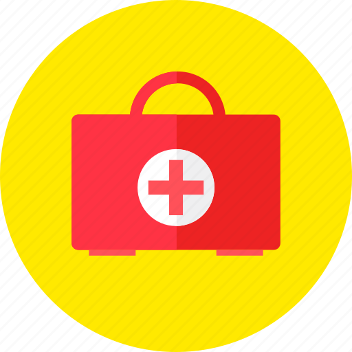 briefcase, case, doctot, medical, medicine icon