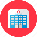 emergency, hospital, medical, medicine icon