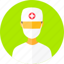doctor, emergency, hospital, medical, medicine, nurse, surgeon icon