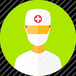 doctor, emergency, hospital, medical, medicine, nurse, surgeon icon