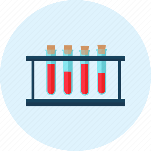 analysis, chemical, experiment, lab, laboratory, test, tubes icon