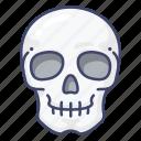 anatomy, poison, skeleton, skull icon