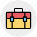 bag, hand bag, healthcare, office bag icon