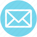 .svg, envelope, letter, mail, medical letter, message icon