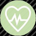 .svg, beat, ecg, graph, heart, heath care, medical icon