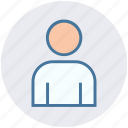 doctor, human, man, member, person, user icon