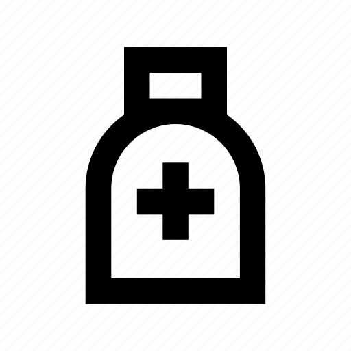 breathing gas, gas cylinder, gas regulator, medical cylinder, oxygen cylinder icon