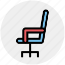 armchair, chair, furniture, hospital, interior, seat icon