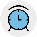 alarm, clinic time, clock, doctor alarm, hospital time icon