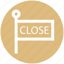 .svg, board, clinic, clinic board, close, close sign icon