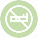 .svg, cigarette, healthcare, no, no smoking, prohibited, smoking icon