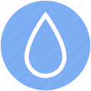 .svg, blood, drop, liquid, oil, water, wet icon