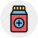 bottle, care, dental, liquid, mouthwash, oral icon