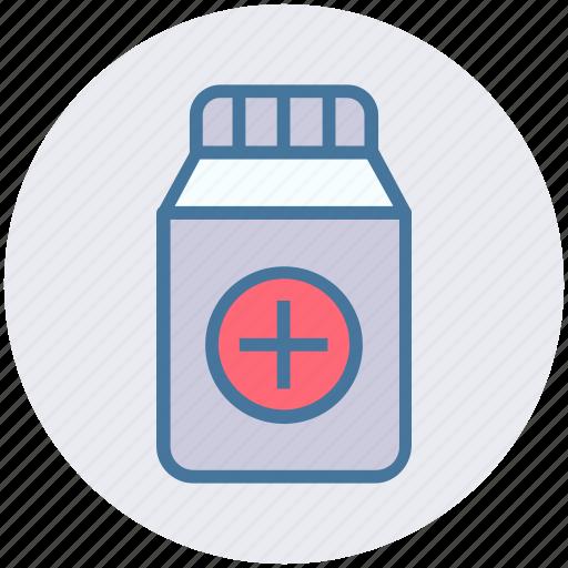 bottle, care, dental, liquid, mouthwash, oral icon