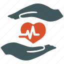 healthcare, heart care, heart disease, heart health icon