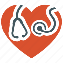 healthcare, heart care, heart disease, heart health icon icon