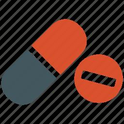 drugs, medicine, pharmacy, pill icon
