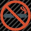 cigarette, no smoking, tobacco