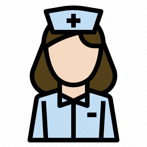 care, health, hospital, nurse, service, woman icon