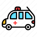 medical, doctor, hospital, virus, coronavirus, ambulance, car