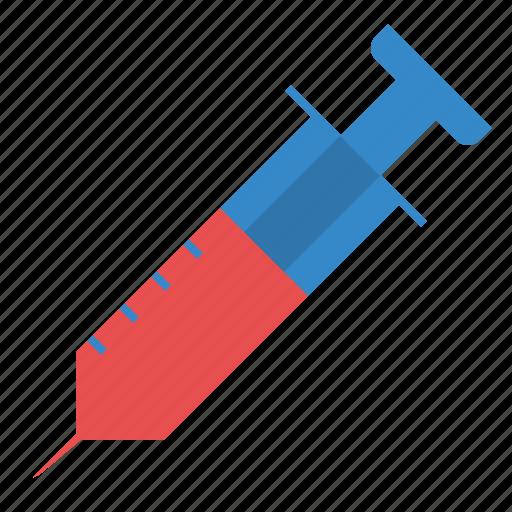 doctor, hospital, injection, medication, syringe, treatment icon