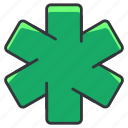 care, emergency, health, healthcare, medical icon