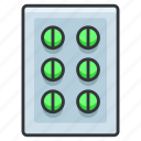 capsule, medical, medication, medicine, pills, tablets icon