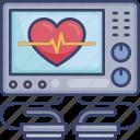 defibrillator, device, electronic, healthcare, heart, machine, medical