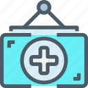 healthcare, hospital, medical, medicine icon