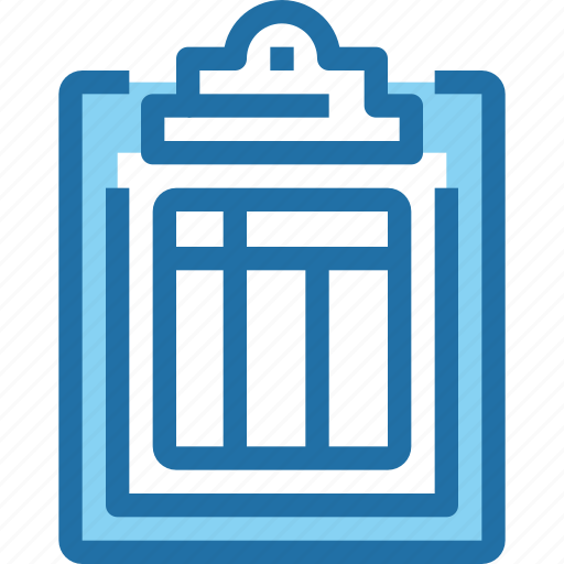 bank, business, file, finance, hospital, medical, report icon