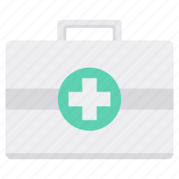 bag, briefcase, care, case, kit, medical, suitcase icon