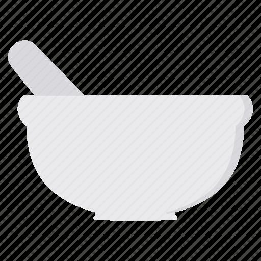 bowl, healthcare, herbal, medicine, pharmacy, treatment icon