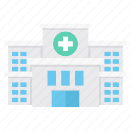 building, healthcare, home, hospital, house, medical, property icon