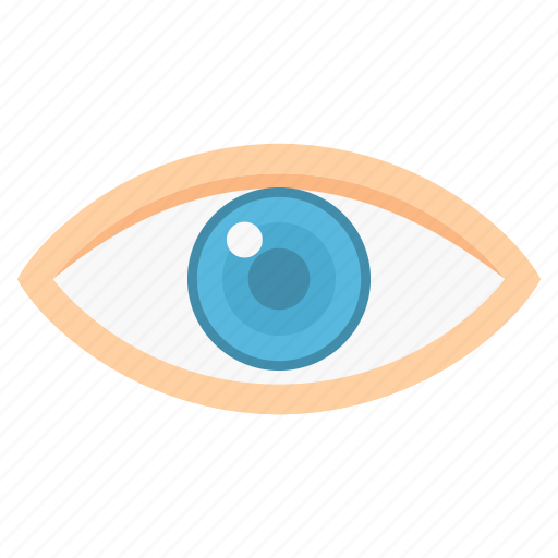 explore, eye, eye checkup, eye test, look, view, vision icon