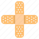 aid, bandage, health, healthcare, hospital, medical, plaster icon